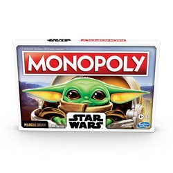 Monopoly édition Star Wars The Mandalorian