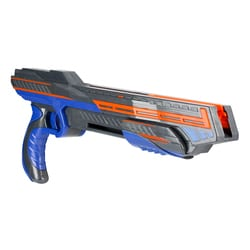 Trio shot blaster