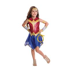 Déguisement Wonder Woman avec lasso 3/4 ans
