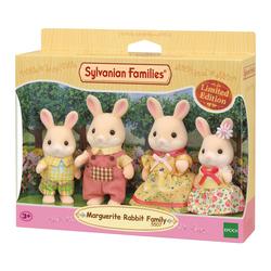 Sylvanian Families - 5507 - La famille lapin marguerite