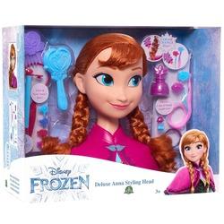 Tête à coiffer Deluxe Anna - La Reine des Neiges 2