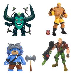 Figurine articulée 12 cm Power Players