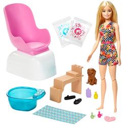 L'institut de beauté Barbie