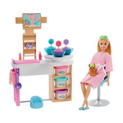 Poupée Barbie une journée au SPA