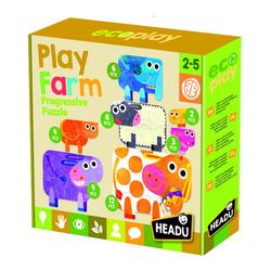 Puzzle Farm progressive puzzle