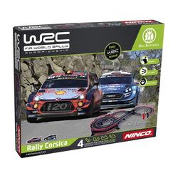 Circuit de voiture WRC Rally Corsica
