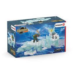 Playset Attaque de la forteresse de glace
