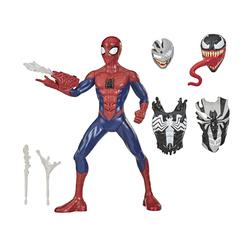 Figurine Spiderman parlante Venom Gear 30 cm - Marvel
