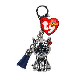 Porte clés Mini Boo's - Silver la licorne