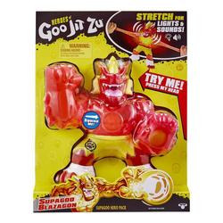 Figurine Goo Jit Zu Supagoo Blazagon