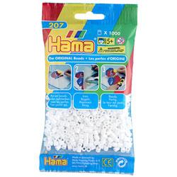 1000 Perles à Repasser Blanche