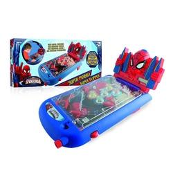 Flipper électronique sonore et lumineux Spider-man