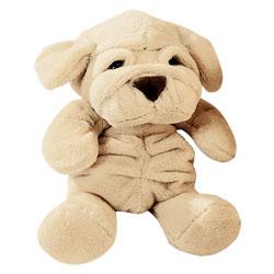 Peluche chien Mastiff 32 cm