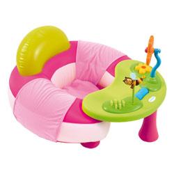 Table d'activités Cosy Seat Rose