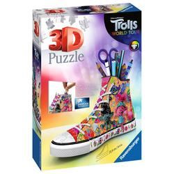 Puzzle 3D sneaker - Troll 2
