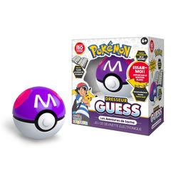 Pokémon dresseur Guess - Les aventures de Sacha