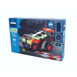 Box Dragster 240 pièces - Plus plus GO Hot Rod