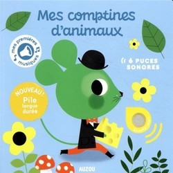 Mes comptines d'animaux
