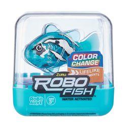 Robo Fish change color