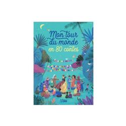 Livre mon tour du Monde en 80 contes