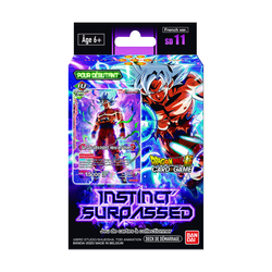 Dragon Ball Super - Starter deck blister
