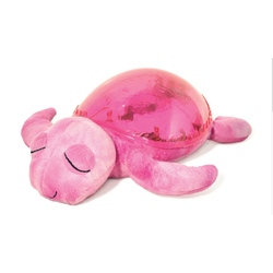 Peluche musicale Tranquil Turtle pink