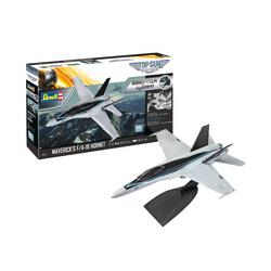 Maquette avion F/A-18 Hornet Top Gun