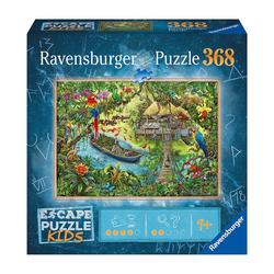 Escape puzzle Kids - Un safari dans la jungle