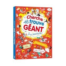 Cherche et trouve Géant – Au spectacle !