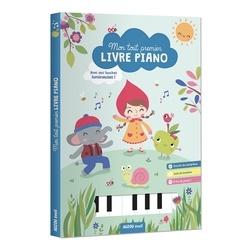 Mon Tout Premier Livre de Piano - Avec des touches lumineuses