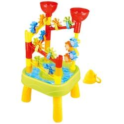 Table d'activités jeux d'eau