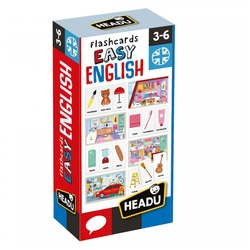 Flash card easy English