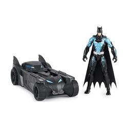 Batman Tech 30cm et sa Batmobile
