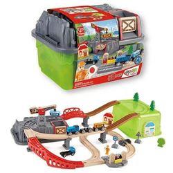 Circuit de train Railway bucket builder