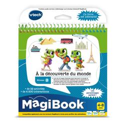 Magibook - À la découverte du monde