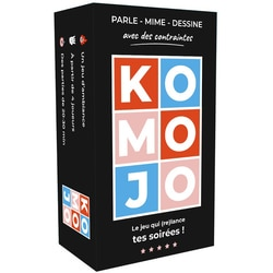 Komojo - Parle, mime, dessine