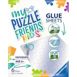Feuilles adhésives pour Puzzle