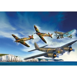 Maquette avions Bataille D'Angleterre - 80ème anniversaire