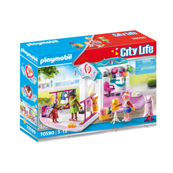 70590 - Playmobil City Life - Atelier design de mode