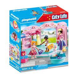 70591 - Playmobil City Life - La Boutique de Mode