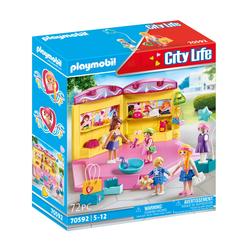 70592 - Playmobil City Life - La Boutique de Mode pour enfants