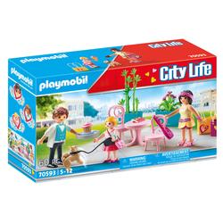 70593 - Playmobil City Life - Espace Café