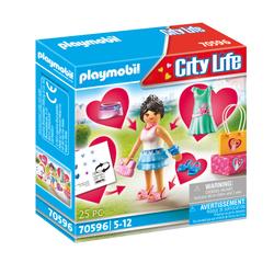 70595 - Playmobil City Life - Jeune fille stylée