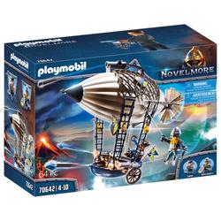 70642 - Playmobil Novelmore - Aérostat de Dario