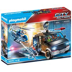 70575 - Playmobil City Action - Camion de bandits et policier