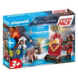 70503 - Playmobil Novelmore -  Starter Pack Chevaliers