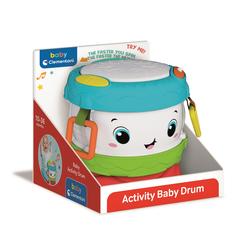 Tambour d'activités pour bébé - Baby Clementoni