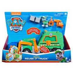Pat'Patrouille Camion de recyclage de Rocky