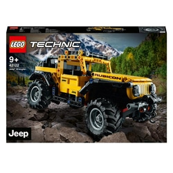 42122 - LEGO® Technic -  Jeep® Wrangler Rubicon