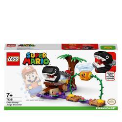 71381 - LEGO® Super Mario - Ensemble d'extension La rencontre de Chomp dans la jungle